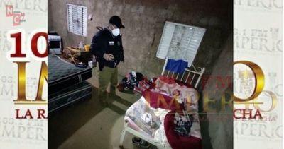 Incautan marihuana en la fracción Villa Guillermina