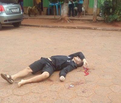 Se produjo otro homicidio en Capitán Bado