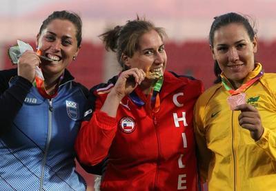 La chilena Karen Gallardo recupera sensaciones para Tokio, sus terceros Juegos