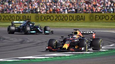 Max Verstappen, 'pole' tras ganar el sprint