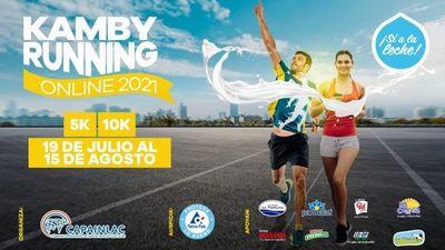 """Invitan a decir """"sí a la leche"""" con la corrida Kamby Running 2021"""