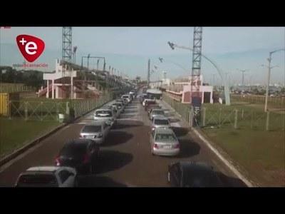 VACUNARÁN A ESTUDIANTES DE SALUD Y TRABAJADORES ESENCIALES EL LUNES