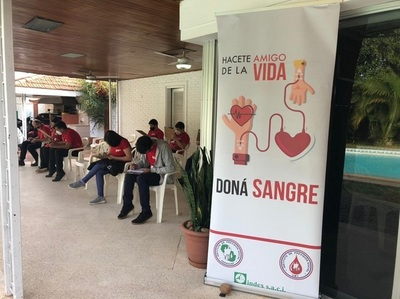 Instan a donar sangre para ayudar a pacientes que la necesitan