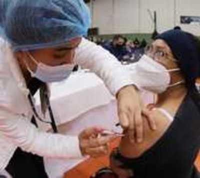 Anuncian avance y continuidad del Plan de Vacunación