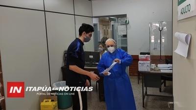 UTI SIGUE AL LÍMITE CON PACIENTES COVID EN EL HOSPITAL RESPIRATORIO DE IPS.