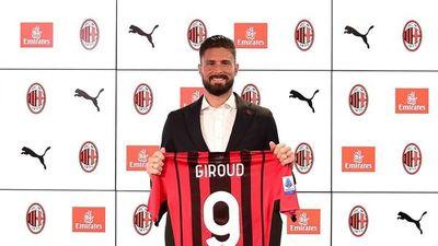 El Milan hace oficial el fichaje de Olivier Giroud