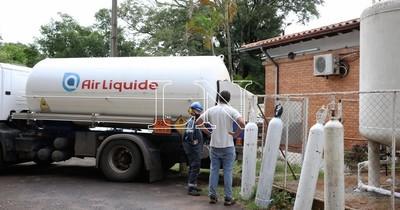 La Nación / Solicitan instalación de una planta de oxígeno en el Hospital Distrital de Lambaré
