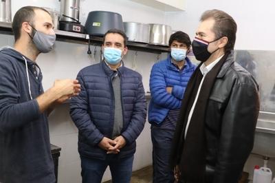 Ministro resalta esfuerzo de emprendimiento gastronómico que sigue creciendo pese a la pandemia