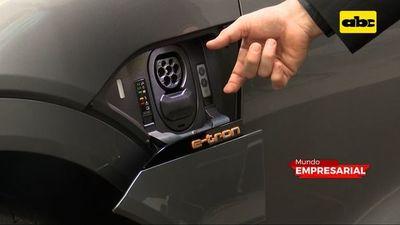 Mundo Empresarial: E-tron, el primer auto Audi 100% eléctrico