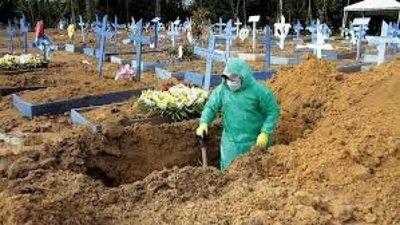 Covid: Brasil registra 868 muertes en 24 horas