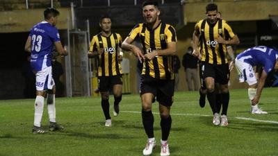 Guaraní abre el Clausura con una goleada al Danzarín