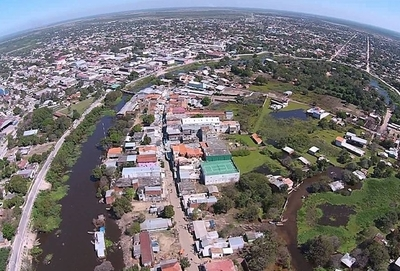 Fronteriza con Argentina, en Nanawa remataron todo por llegada tardía de ayuda, acusan