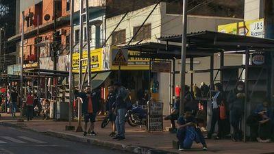 CDE: Transportistas levantan paro, tras lograr suba de pasaje