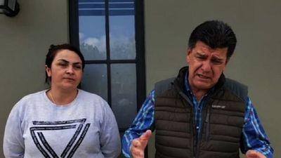 Efraín denuncia que a  intendenta de  Corpus no la dejan asumir y culpa a TSJE