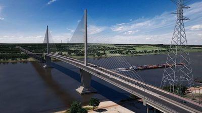 Puente a Chaco'i se encarece en casi  USD 17 millones