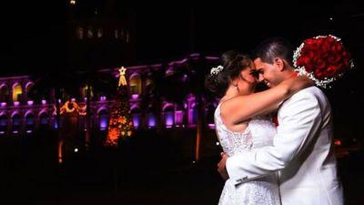 El matrimonio de Beatriz  y Marcos