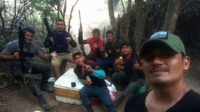 Difusión de imágenes de supuestos mercenarios causa terror en el Chaco