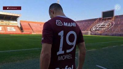 Lanús gana en debut de Morel