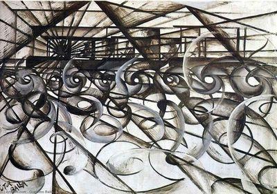 Giacomo Balla, pintor del futuro