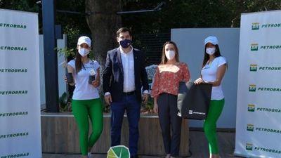 Petrobras y A  Todo Pulmón renuevan compromiso
