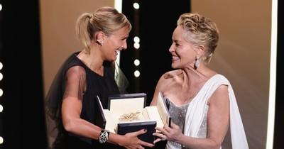 """La Nación / Cannes: """"Titanio"""", filme ultraviolento, recibe la Palma de Oro"""