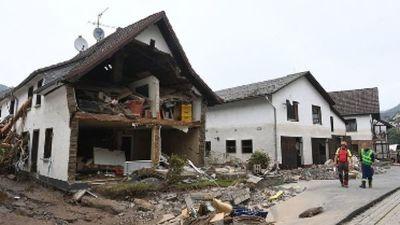 Inundaciones en Europa: ya son más 180 muertos y decenas de desaparecidos