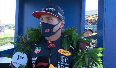Max Verstappen saldrá primero hoy en el GP de F1 de Gran Bretaña