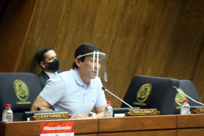 Diputado Harms critica a Friedmann y le pide renunciar o ir a Tacumbú a enseñar ética