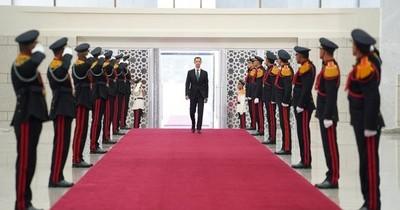 La Nación / Bashar al Asad asume cuarto mandato en Siria tras su criticada reelección