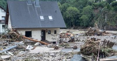 La Nación / ¿Por qué las inundaciones en Europa han sido tan catastróficas?