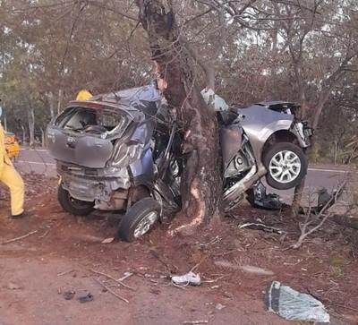 "Falleció el hijo de ""Chiqui"" Arce en grave accidente sobre autopista"