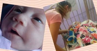 La Nación / Beba internada en Itauguá necesita ayuda de la ciudadanía