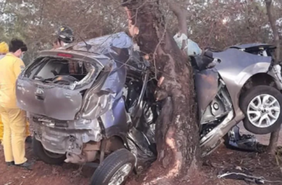 Hijo de Chiqui Arce fallece en accidente sobre la Autopista Ñu Guasú