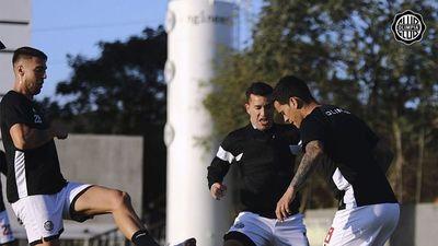 Olimpia se presenta en su casa ante River Plate
