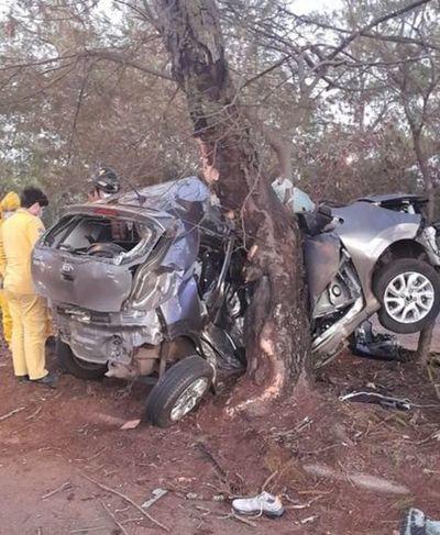 """Hijo de """"Chiqui"""" Arce fallece en accidente de tránsito"""