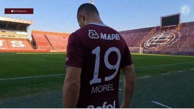Lanús gana en debut de Jorge Morel