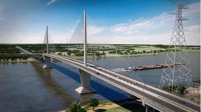 """Puente """"Héroes del Chaco"""" se construirá con ahorro para el Estado"""