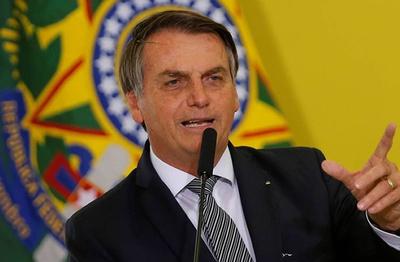 Bolsonaro recibe alta médica tras cuatro días de internación