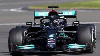 Lewis Hamilton gana el Gran Premio de Gran Bretaña