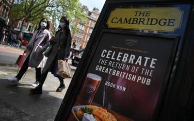 Reino Unido: temen que la reapertura traiga consigo un gran rebrote