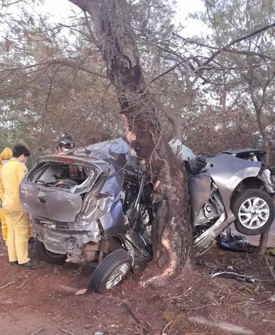 Hijo de Chiqui Arce fallece en accidente de transito