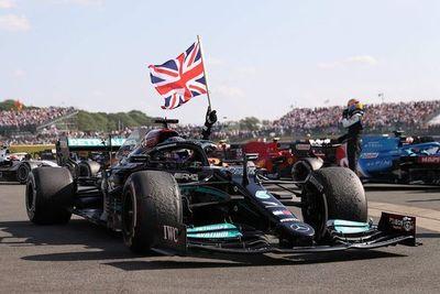 Lewis Hamilton se lleva el GP de Gran Bretaña, su 99ª victoria en F1
