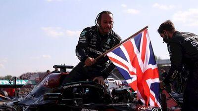 """Lewis Hamilton: """"Ha sido una triunfo sobrecogedor"""""""