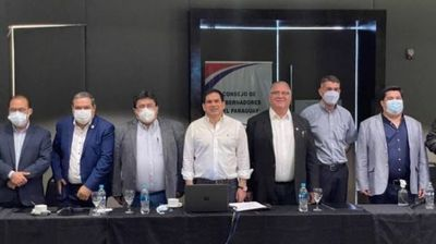 Horacio Cartes gana pulseada a Marito en el Consejo de Gobernadores