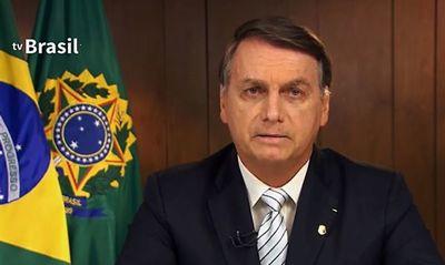 Jair Bolsonaro recibe alta tras cuatro días ingresado por obstrucción intestinal