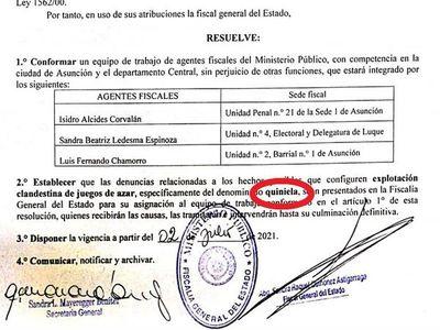 """Firma que """"regula"""" tragamonedas viola  ley de prevención de lavado de dinero"""