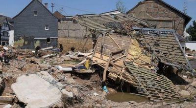 """Europa: 180 muertos en zonas devastadas por las peores inundaciones """"del siglo"""""""