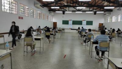 Examen de Becal refleja pobre rendimiento académico