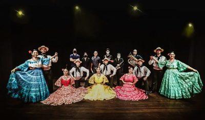 Ballet Folclórico y Banda Nacional representan a Paraguay en festival internacional