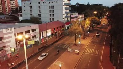 Culmina primer tramo de líneas subterráneas en Ciudad del Este